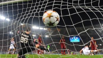 Roma-Bayern 1-7