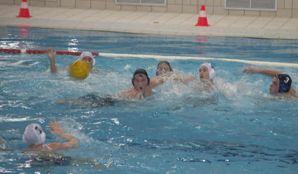Palla a nuoto ragazzi