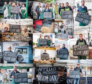 Appello Presidente Regione Lazio