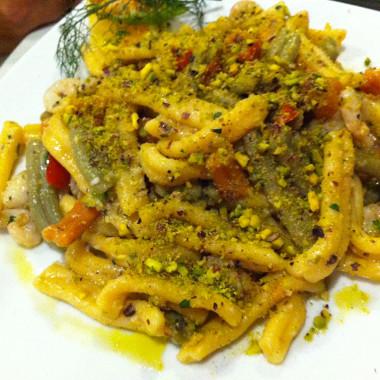 Trofie-al-pistacchio
