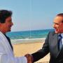 Berlusconi taroccava foto Gheddafi 1 - Nonleggerlo